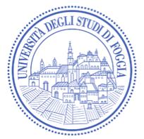 Università degli Studi di Foggia