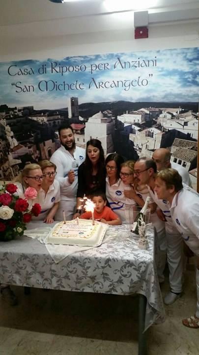 Primo anniversario Casa di Riposo Monte Sant'Angelo (4)